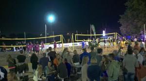 Bedrijven Beach Volleyball toernooi
