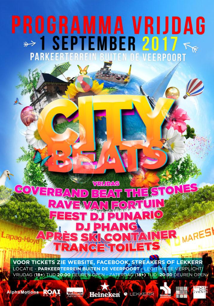 city beats 2017 vrijdag