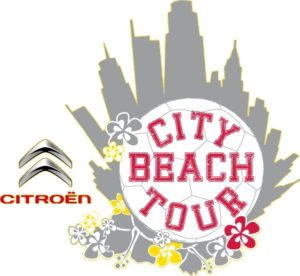 City Beach Tour 2011 logo