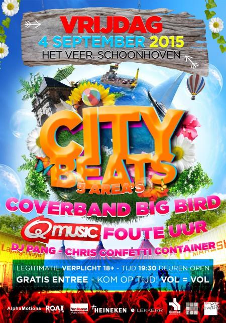 city beats 2015 vrijdag