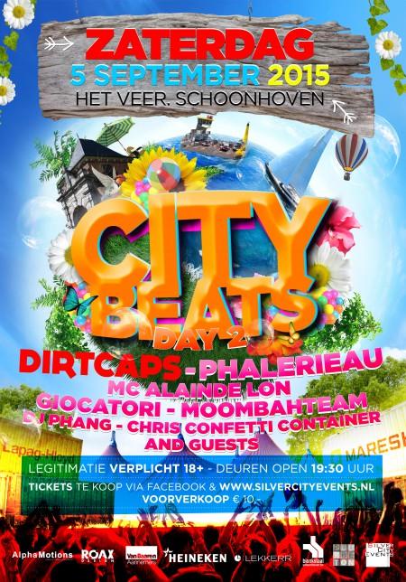 city beats 2015 zaterdag
