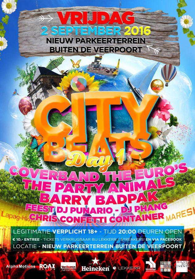 city beats 2016 vrijdag
