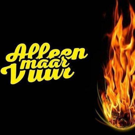 Alleen maar Vuur
